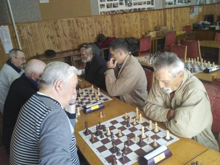 У Ковелі змагалися найповажніші шахісти
