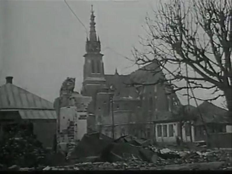 Показали битву за Ковель у німецькій кінохроніці