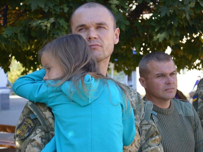 У Ковелі вшанували пам'ять захисників України