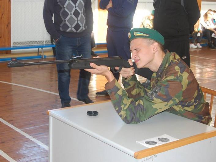 Відбулися змагання зі стрільби із пневматичної зброї