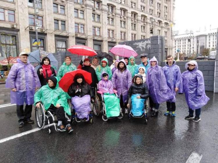 Як ковельчани у Києві взяли участь у руйнуванні Великої Стіни Обмеження прав