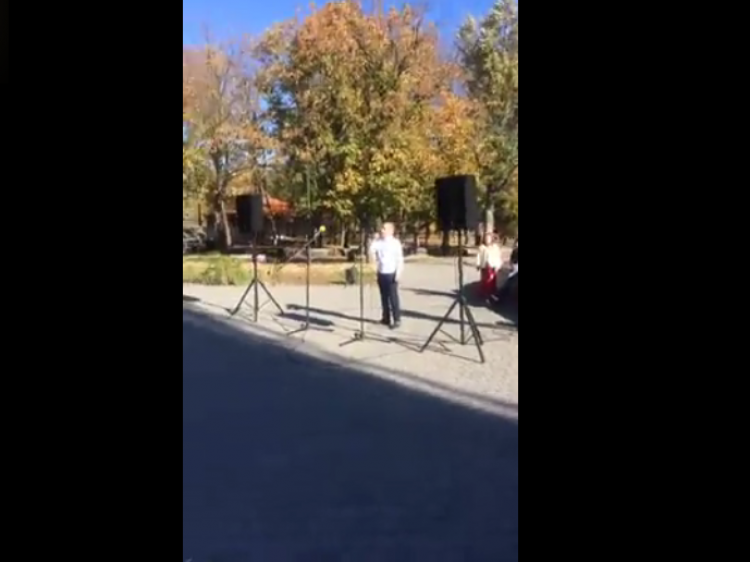 Марафон патріотичної пісні та поезії у виконанні юних ковельчан