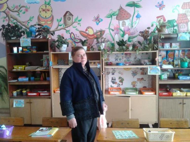 Голова Ковельської районної ради Андрій Броїло відвідав школу у селі Озерне