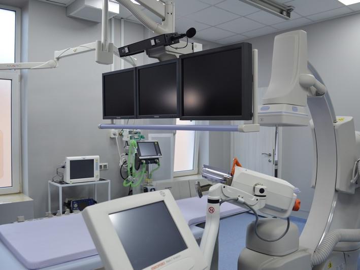 У Ковельській лікарні встановили рентген-ангіографічну систему