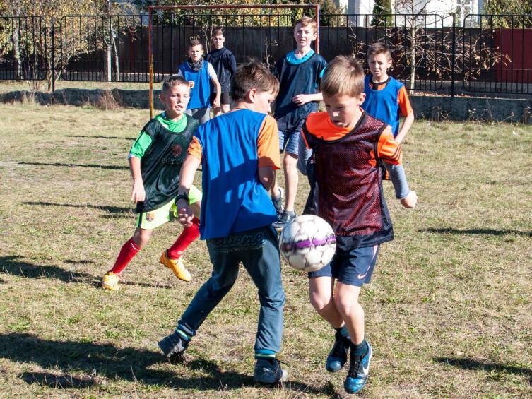 У Ковелі відбувся футбольний турнір серед учнів Недільних шкіл