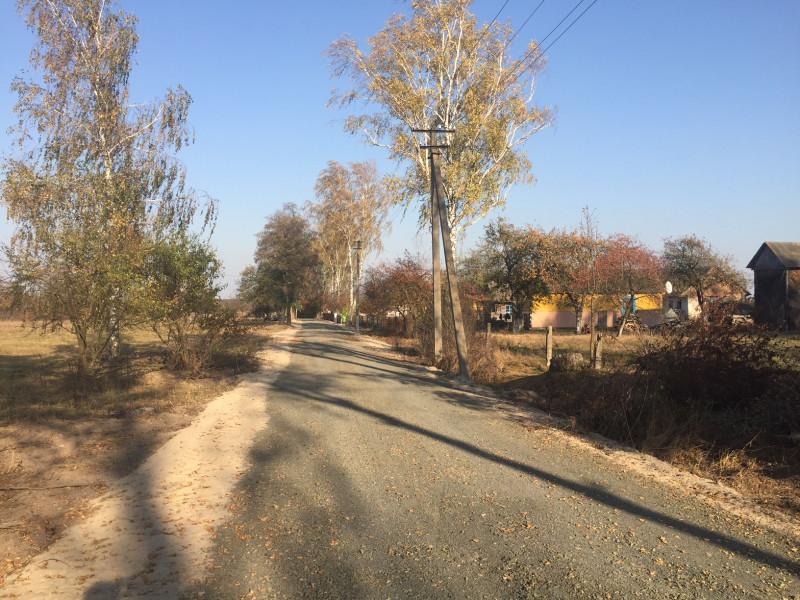 У селі Старий Мосир відремонтували дорогу