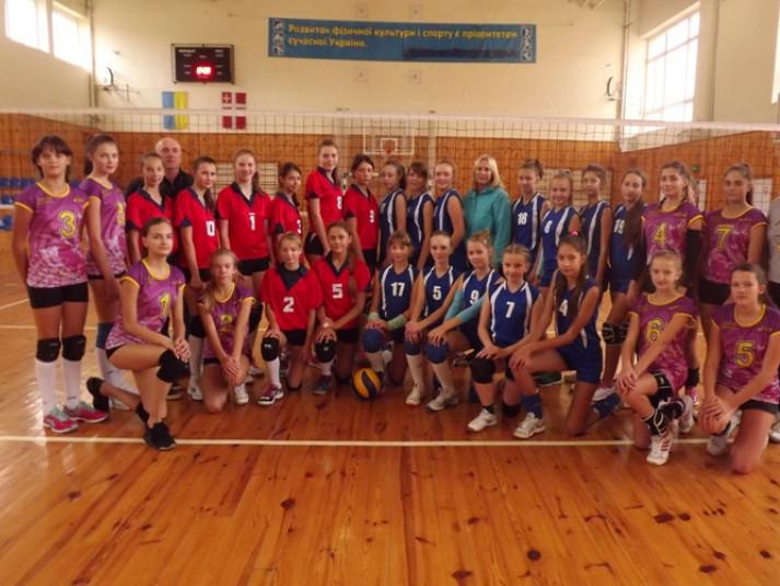 Ковельські волейболістки перемогли своїх суперниць з Луцька