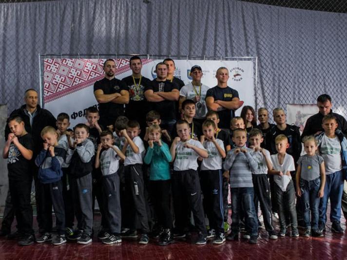 Юні ковельчани стали чемпіонами Кубку Львова з рукопашу гопак