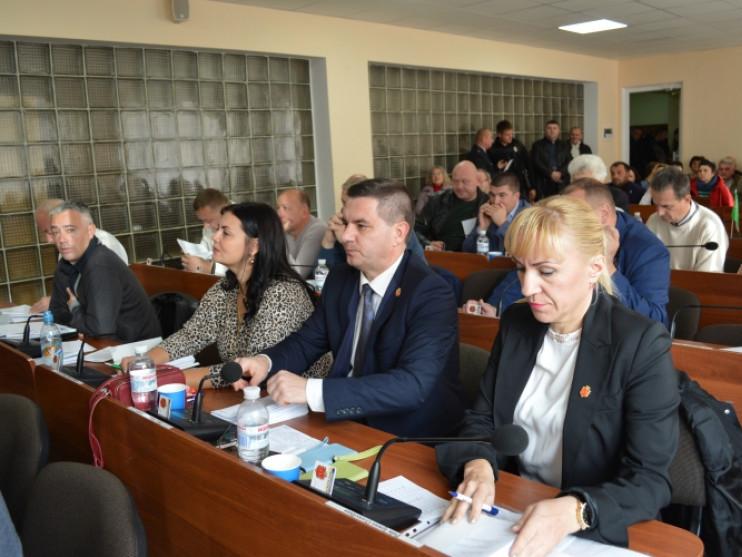 Відбулася чергова сорок третя сесія міської ради
