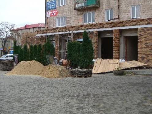 Колишнє кафе «У свата»