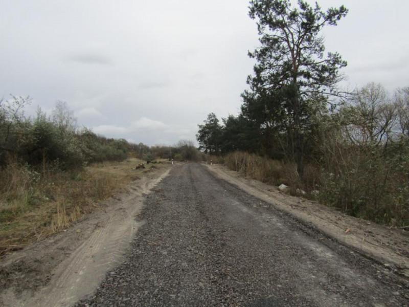 На Ковельщині відновили об'їзну дорогу «Любитів – Колодяжне»