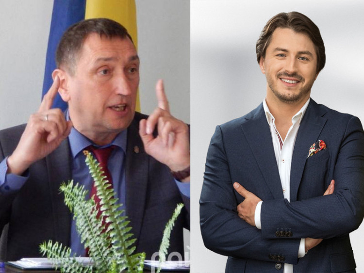 Олег Кіндер / Сергій Притула