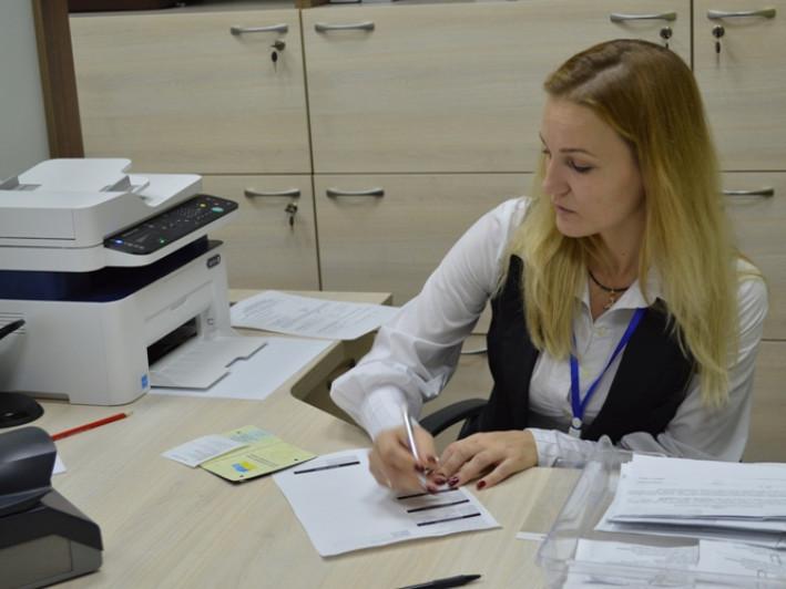 У Ковелі за 500 тисяч гривень облаштували місце для оформлення біометричних документів