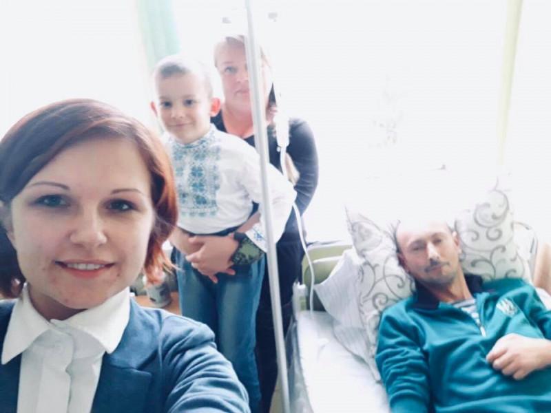 Для захисника Донецького аеропорту з Ковеля Андрія Луцика знову збирають гроші