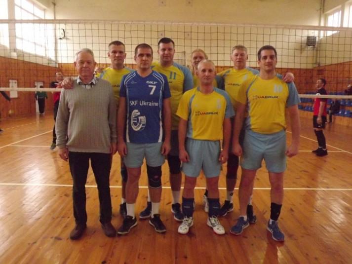 Волейболісти вшанували пам'ять ковельського тренера Анатолія Завори