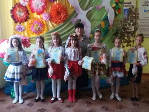 У Ковелі відбувся конкурс «Маленька україночка»