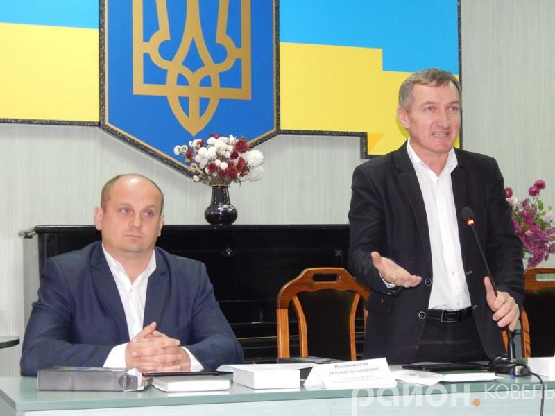 Депутати Ковельщини зірвали прийняття «газового» звернення до Президента України