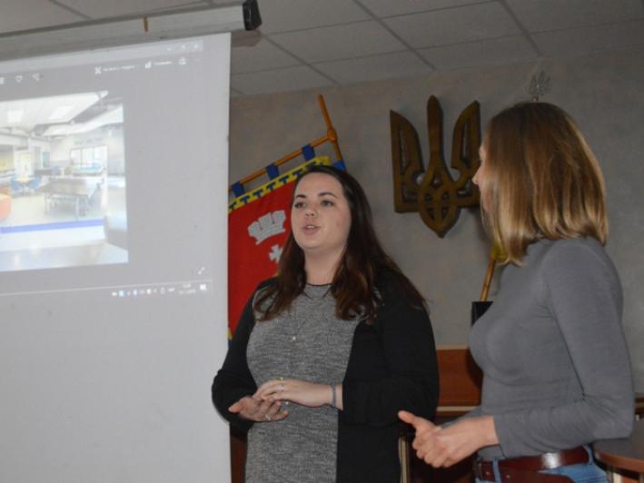 У Ковелі презентували створення молодіжного центру