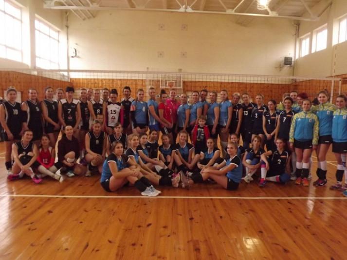 У Ковелі відбувся жіночий турнір з волейболу