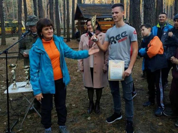 Ковельські туристи зайняли третє місце на обласних змаганнях