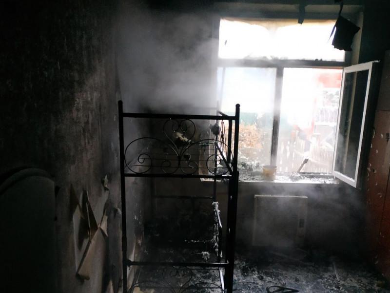 Пожежа у Ковелі забрала життя дитини