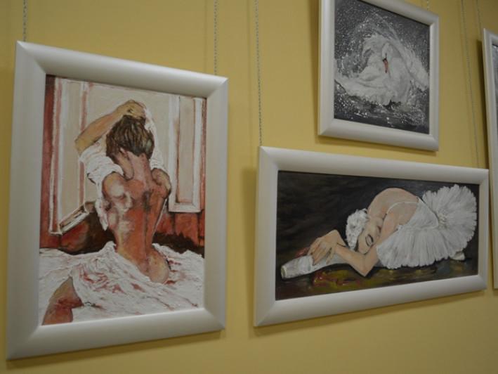У Ковелі діє виставка картин таємного мецената з Нідерландів