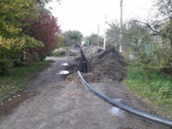 Завершують будівництво водогону для потреб мешканців мікрорайону «Ковель-2»
