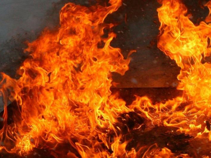 Стеблі: у селі згоріла будівля
