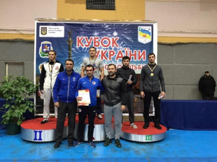Ковельчанин Тимур Романюк став бронзовим призером чемпіонату України з вільної боротьби