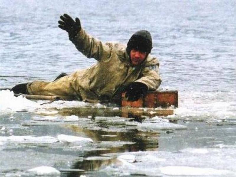 Олег Кіндер шокований ковельськими рибалками на Турії / Фото ілюстративне