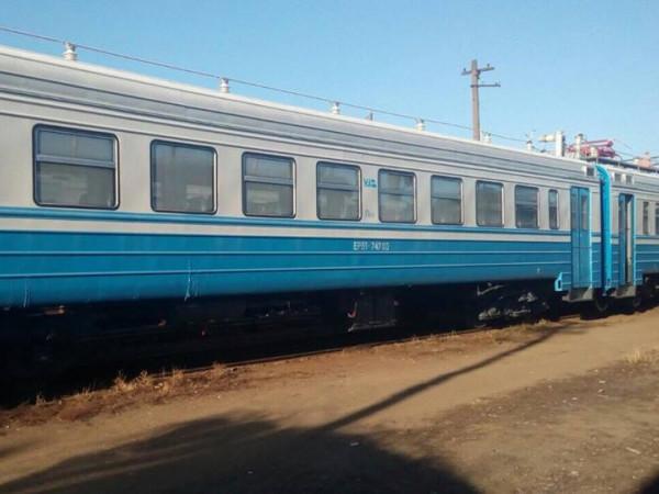 Відновили регулярний електропоїзд Ковель – Здолбунів – Могиляни