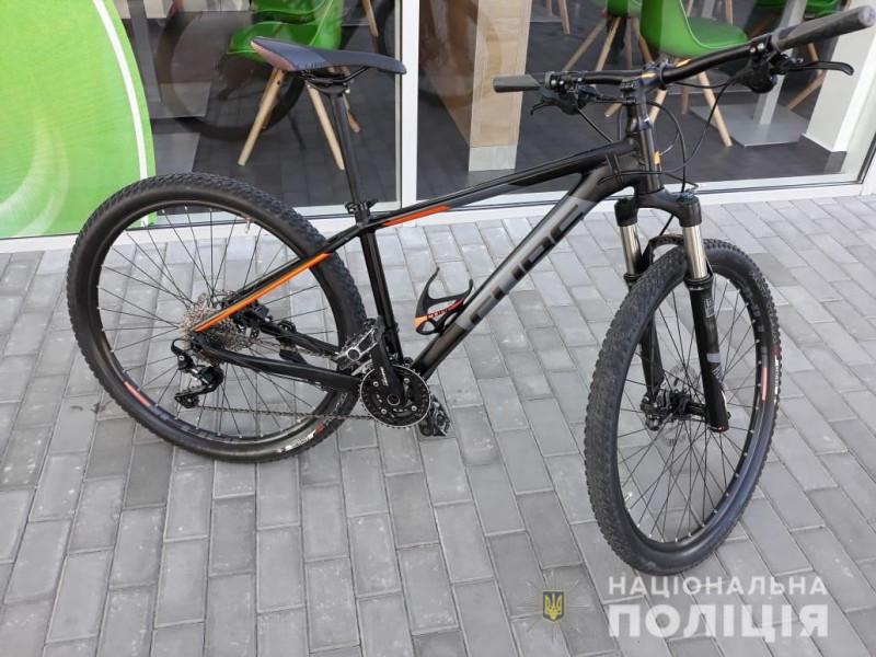 Викрадений у Польщі велосипед знайшовся у Ковелі
