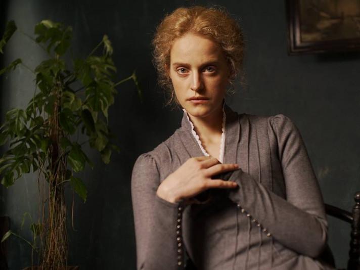 Роль Лесі Українки у фільмі зіграє молода актриса Дар'я Полуніна