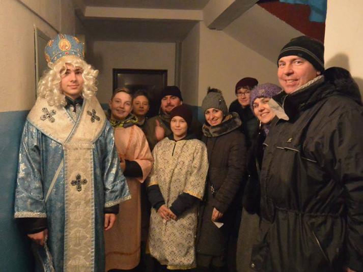 У Ковелі Миколай завітав до сімей, які опинилися у складних життєвих обставинах