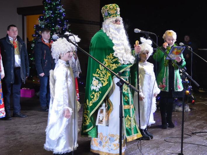 Святий Миколай іде – Різдво веде