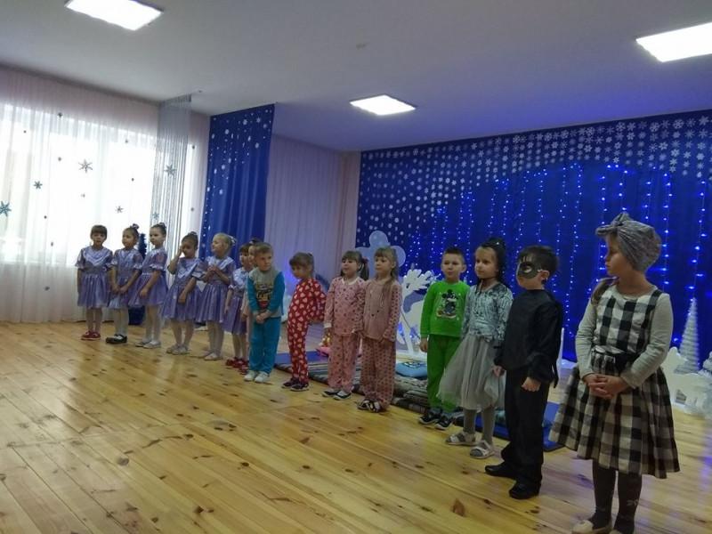 У Люблинецькому дитсадку відсвяткували День Святого Миколая