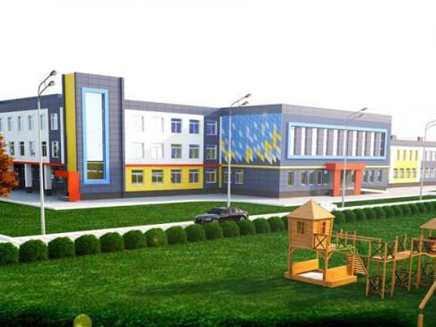 Майбутня школа у Колодяжному