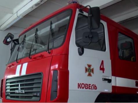 Біля села Мар'янівка згорів автобус, який віз людей до Польщі