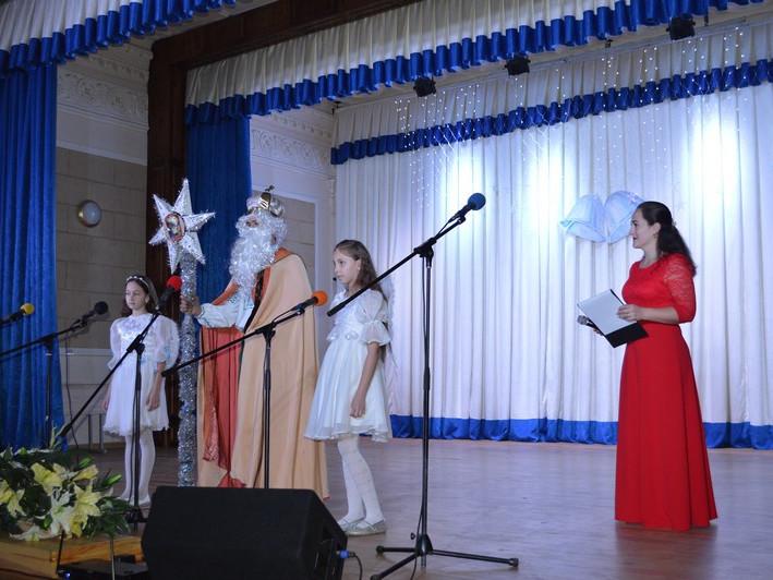 У Ковелі відбулося новорічне свято для дітей-сиріт