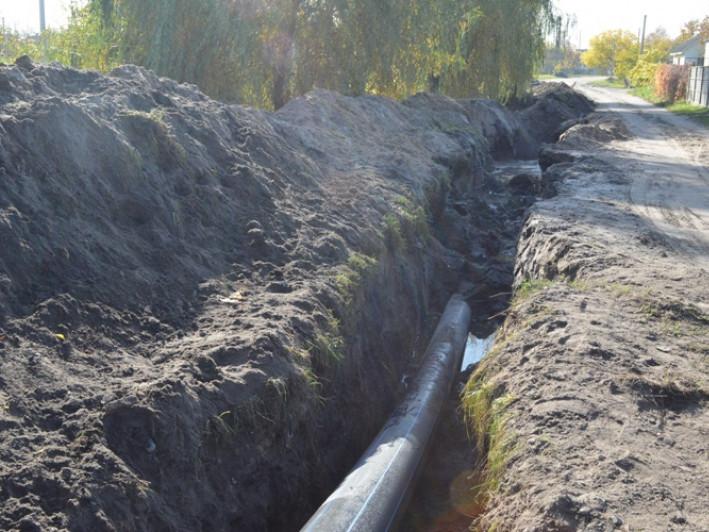 У Ковелі завершують будувати водогін для потреб мешкаців мікрорайону Ковель-2