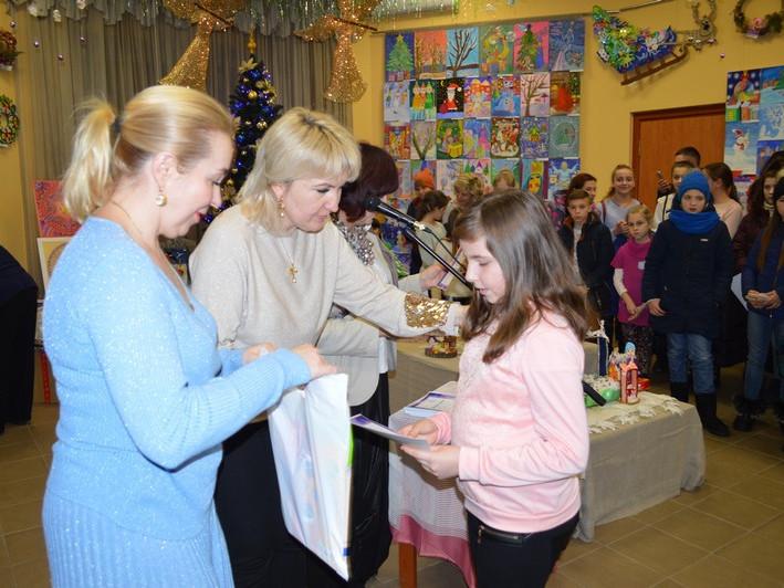 У Ковелі нагородили переможців конкурсу дитячих робіт «Зимовий калейдоскоп»