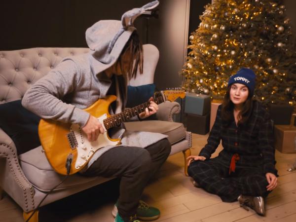 Музикант з Ковеля Morphom перетворився в зайчика для новорічної пісні