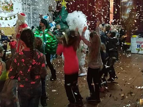 Бахів: як у селі відбулося новорічне свято