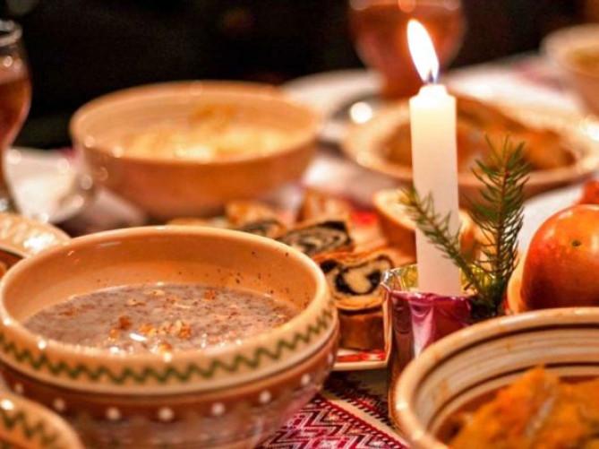 Розповіли, як у волинських селах відзначали Святвечір