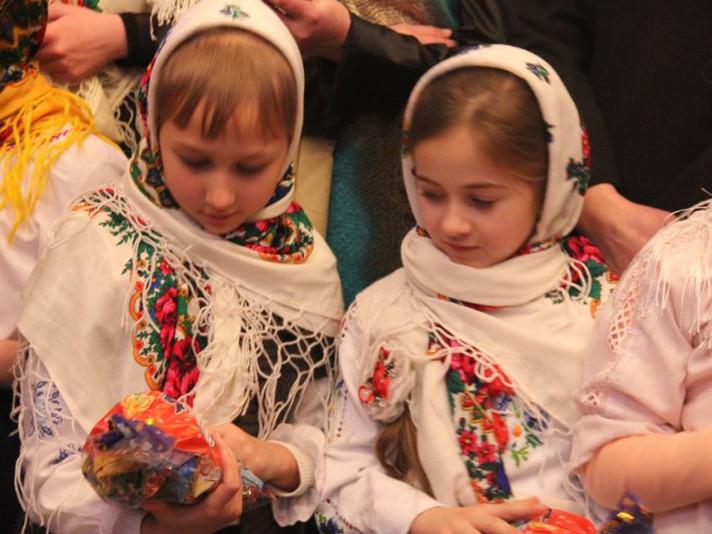 У ковельських храмах відбулося різдвяне богослужіння