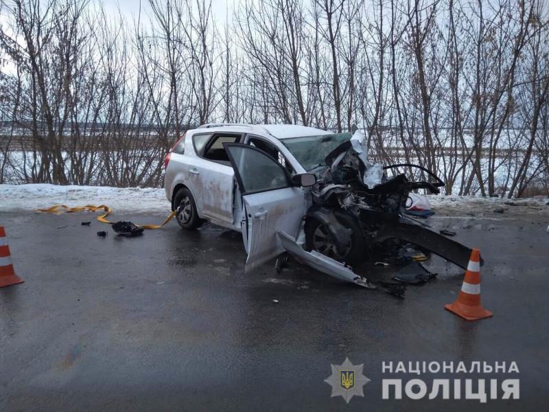 На Ковельщині у смертельній аварії загинув мешканець Івано-Франківщини, – поліція