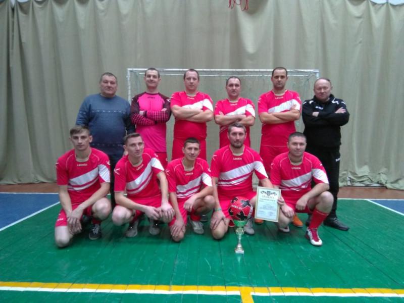 Працівники Люблинецької громади стали переможцями турніру з футзалу