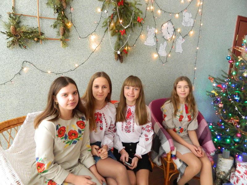 Колодяжне: відбулося традиційне Різдво у Косачів