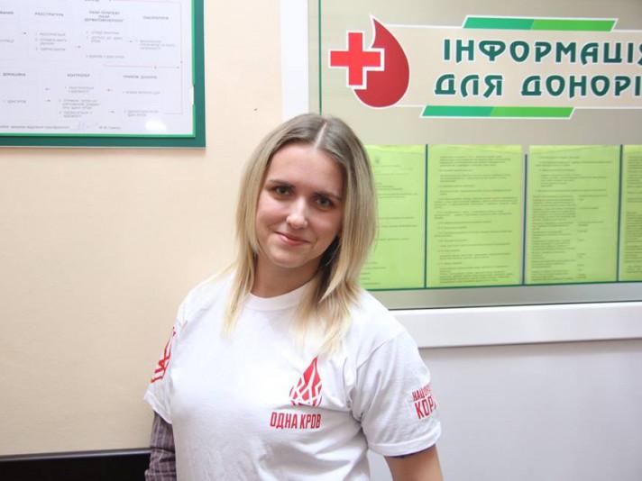 У Ковелі волонтери вчергове здали кров