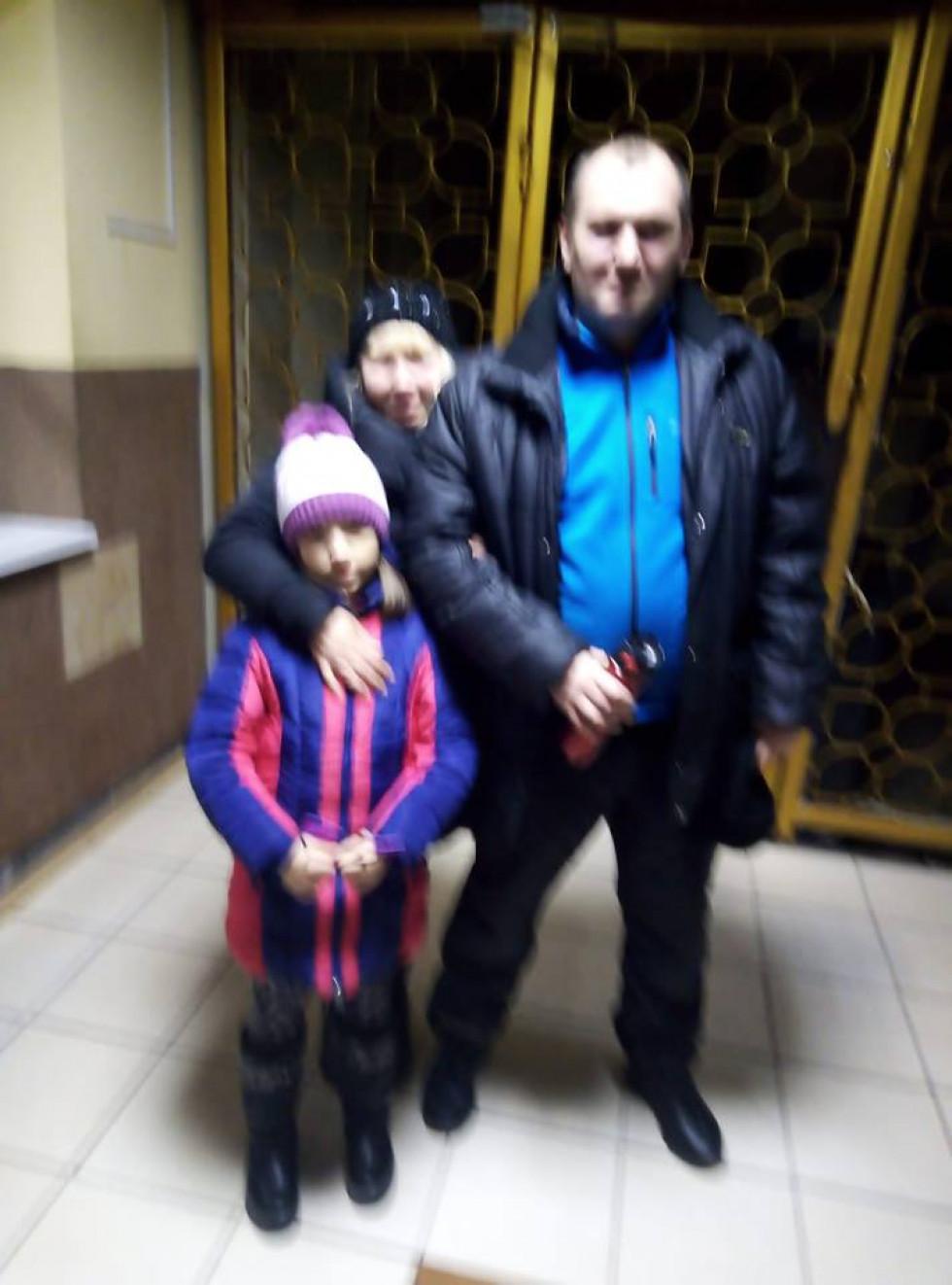 Фото зі сторінки бабусі Олени у Facebook